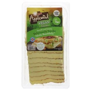 Applewood Smoked Cheese Slices - 200g